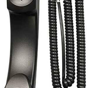 Polycom HD-Voice handset and cord for VVX 201 – Qty 1 2200-17682-001