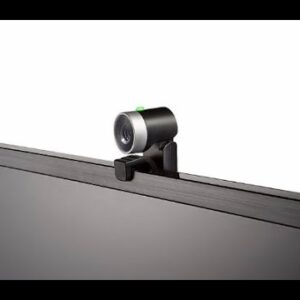 Polycom Eagle Eye Mini USB Camera for Use with the VVX 501, VVX 601 and 8xxx Phones – Includes Mounting Kit 7200-84990-001