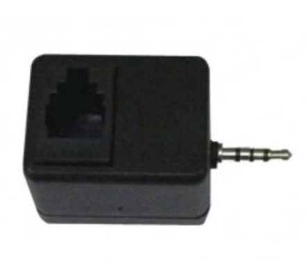 Polycom Headset interface adapters 2.5mm to RJ9 – IP 330/320 2200-11095-002