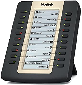 Yealink EXP50 Color-Screen Expansion Module for Yealink T5 Series IP Phones EXP50