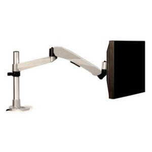 3M MA245S monitor mount / stand 30″ Silver