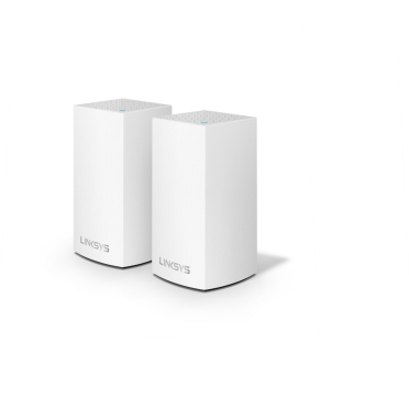 Linksys WHW0102 WLAN access point 1267 Mbit/s White