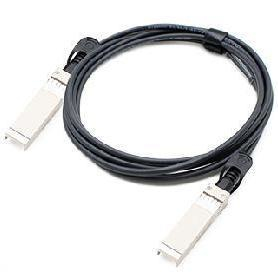AddOn Networks 00YL667-AO InfiniBand cable 39.4″ (1 m) QSFP+ 4x SFP+ Black