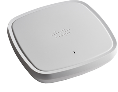 Cisco C9130AXI-B wireless access point Gray Power over Ethernet (PoE)