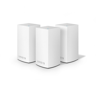 Linksys WHW0103 WLAN access point 1267 Mbit/s White