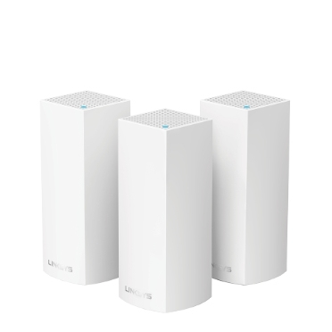 Linksys WHW0303 WLAN access point 867 Mbit/s White