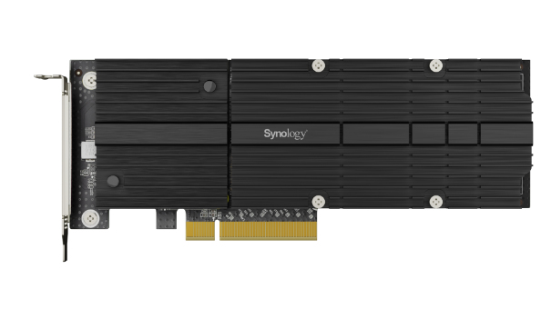 Synology M2D20 interface cards/adapter PCIe